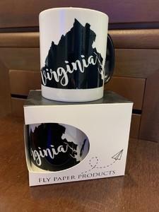 Virginia Silhouette Mug